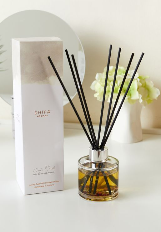 Luxury Oud Essential Oil Diffuser