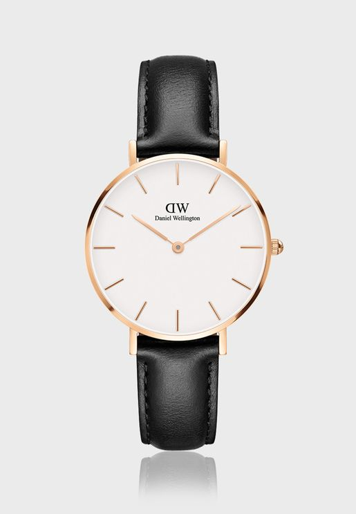 Classic Petite Sheffield Analog Watch