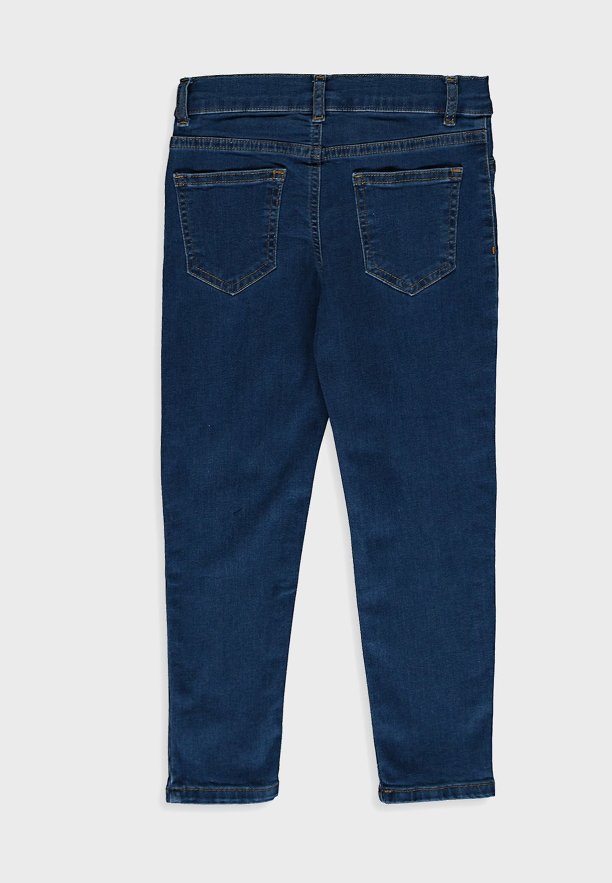 Kids Light Wash Jeans
