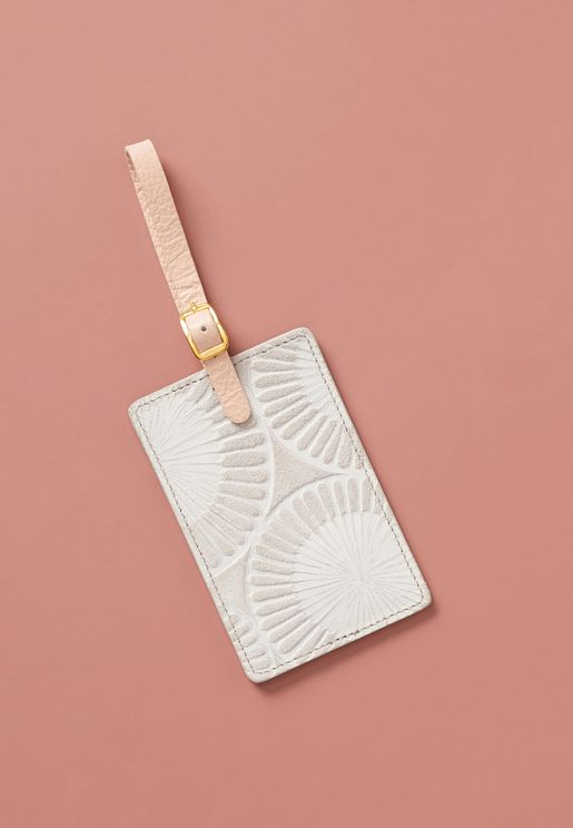 Penny Luggage Tag