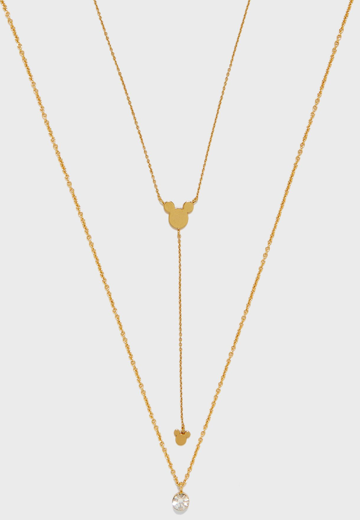 Mickey Long Necklace