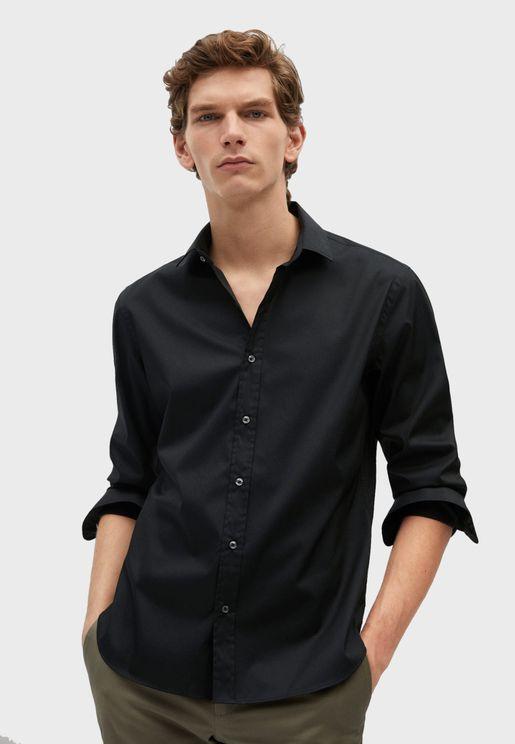 قميص سليم فت بتقنية كول ماكس