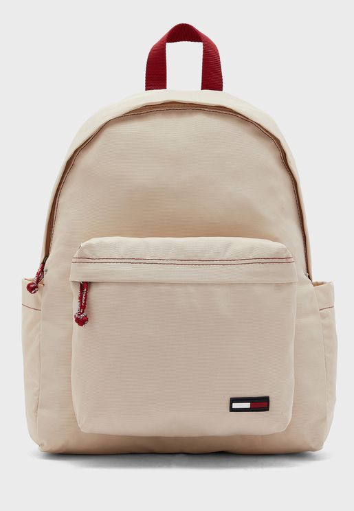 Campus Front Zip Backpack
