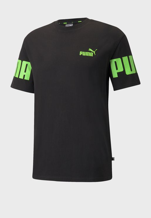 Power Colour Block T-Shirt