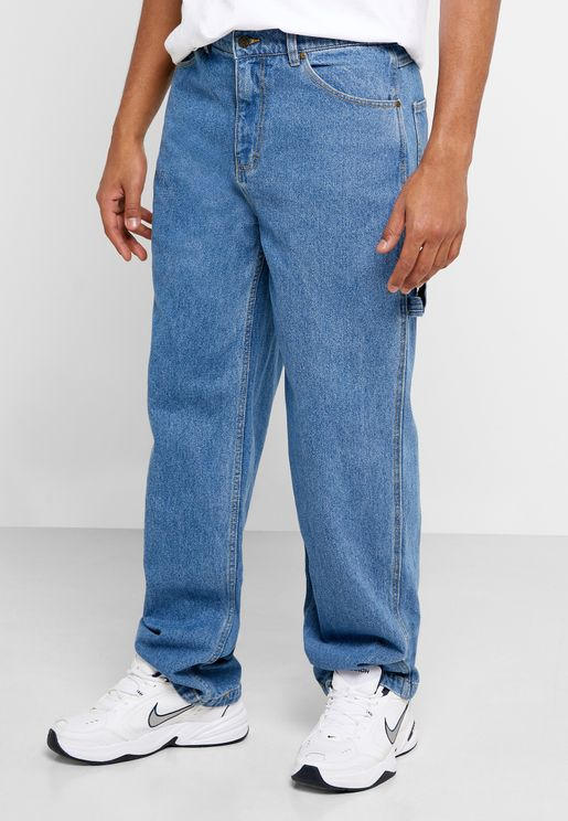 Denim Baggy Jeans