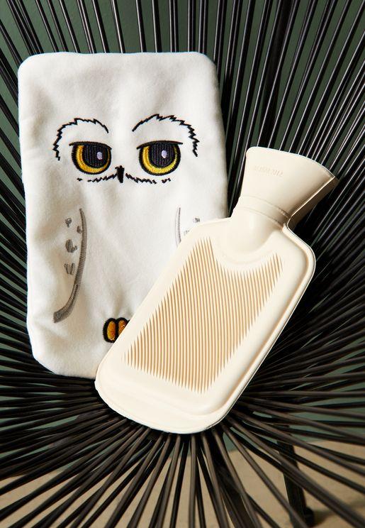 Harry Potter Hedwig Hot Water Bottle