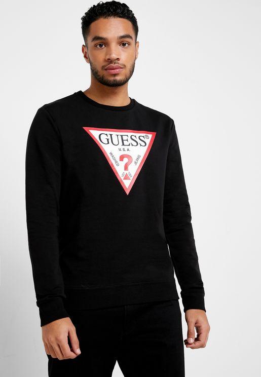 Vin  Fleece Sweatshirt