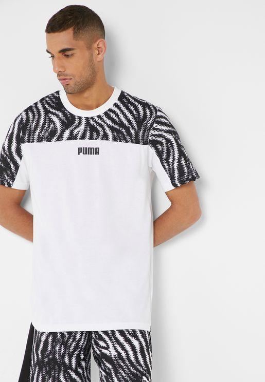9827265ba084 Wild Pack AOP T-Shirt