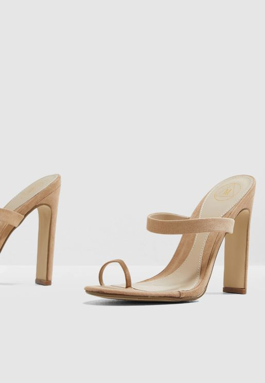 fd12397413 Missguided Sandals for Women | Online Shopping at Namshi UAE
