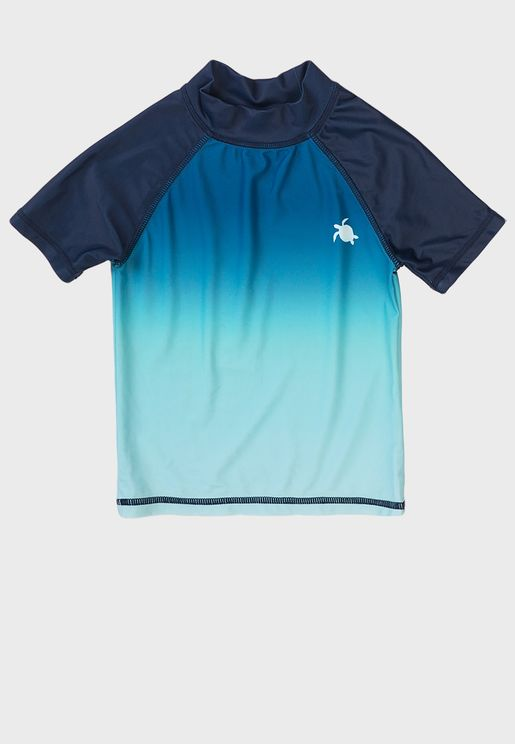 Kids Basic Crew T-Shirt