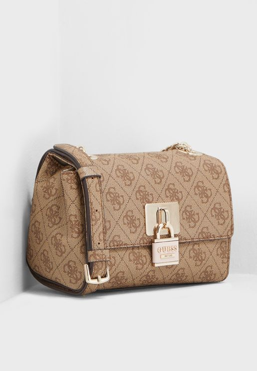 Mini Downtown Cool Flap Over Crossbody
