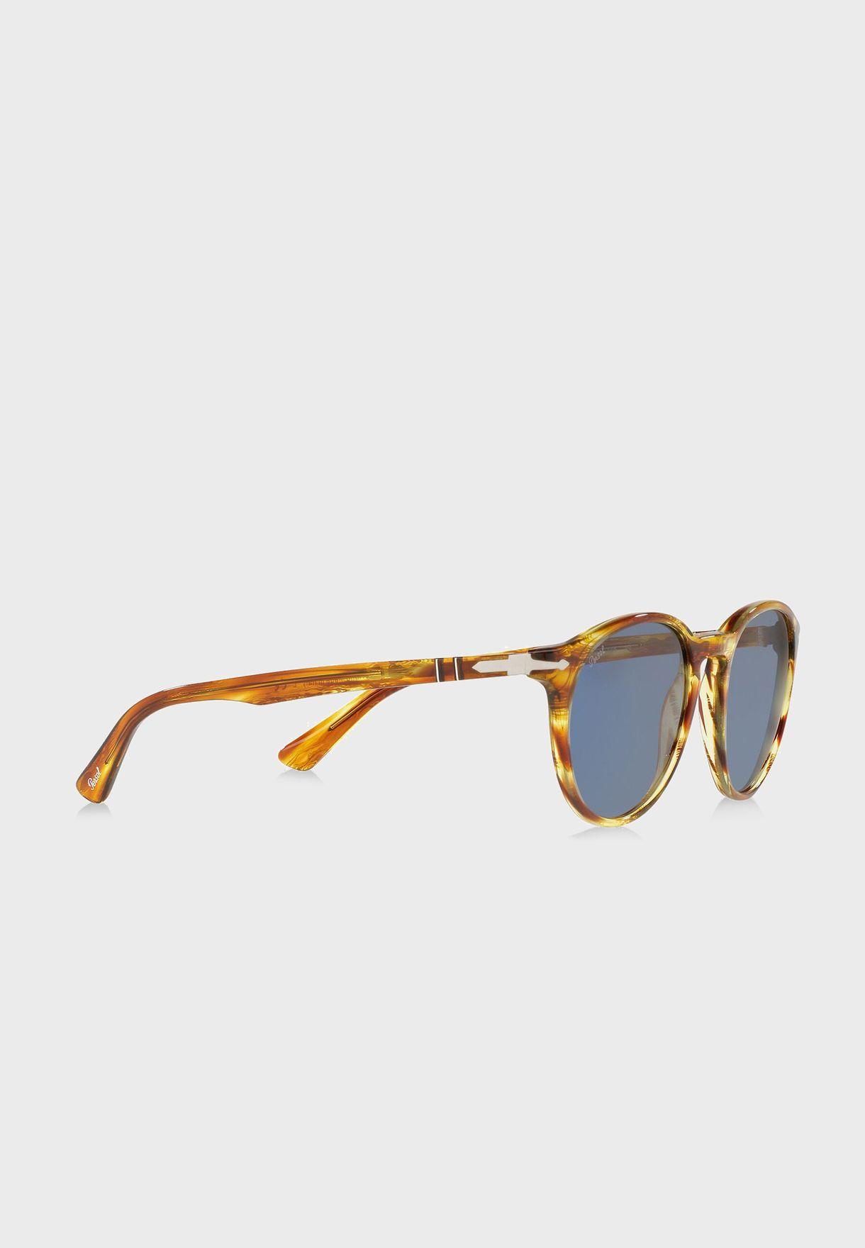 نظارة شمسية دائرية ضد الاشعة فوق البنفسجية
