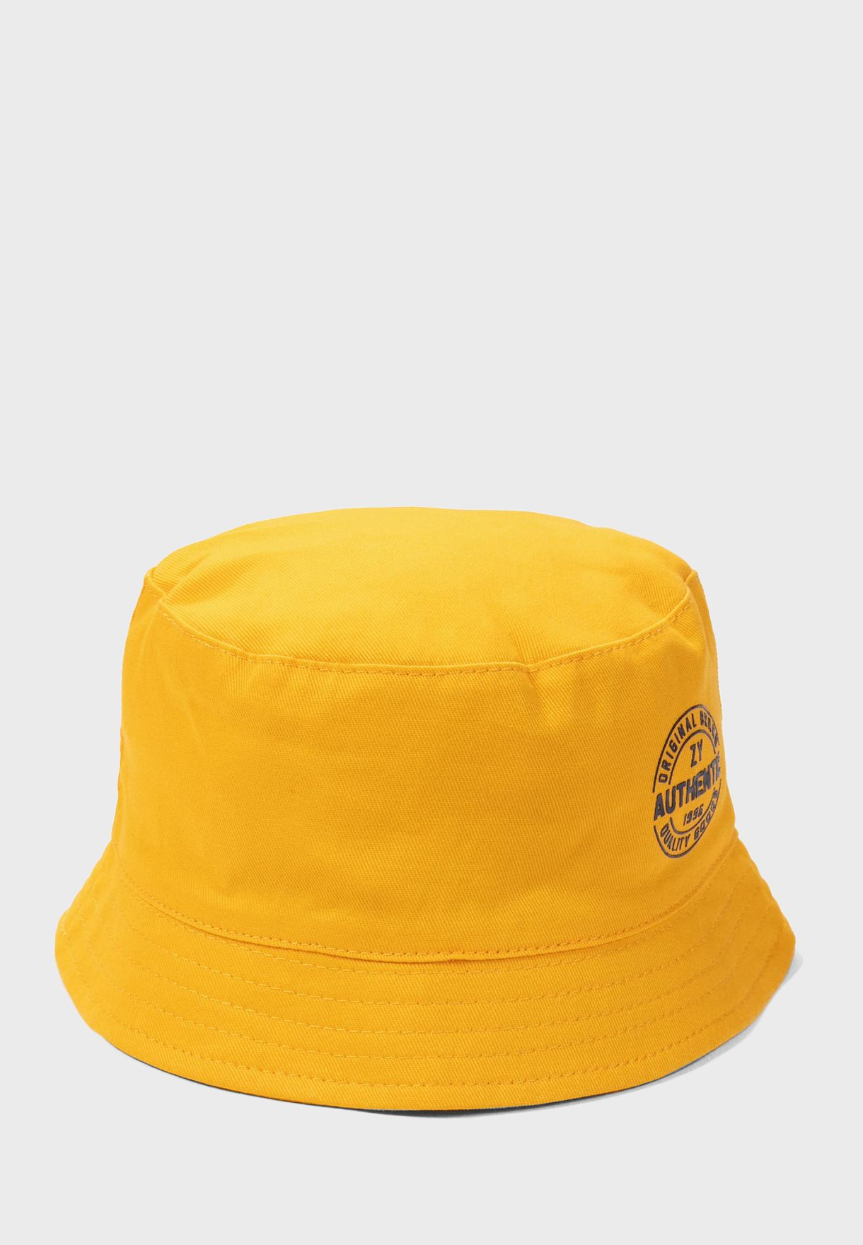 قبعة بطباعة كتابة للاطفال