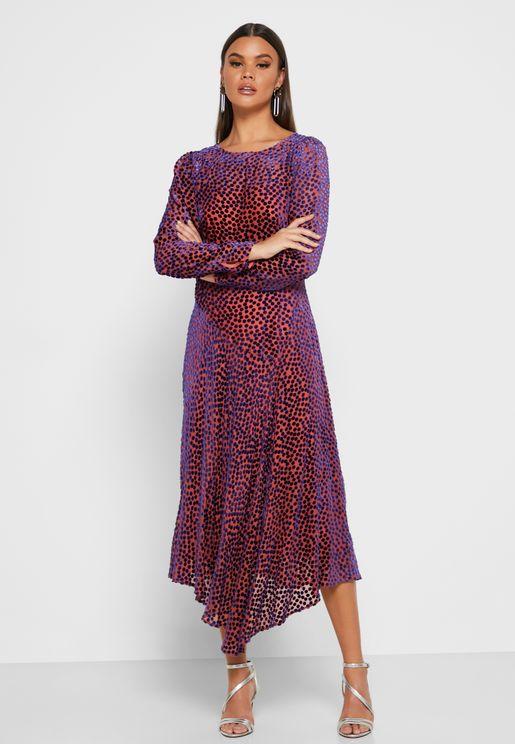 Dr Bloomsbury Asymmetric Dress