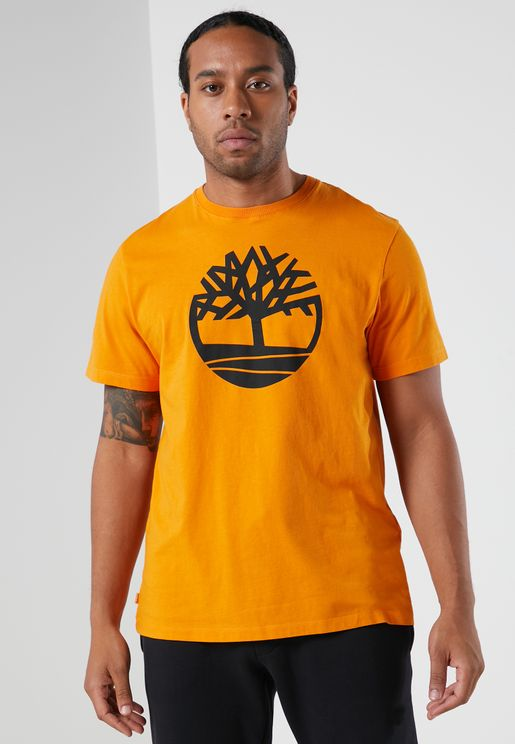 Kennebec River Tree Logo T-Shirt
