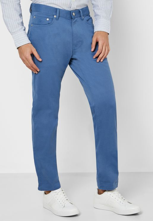 Beford Slim Fit Trousers