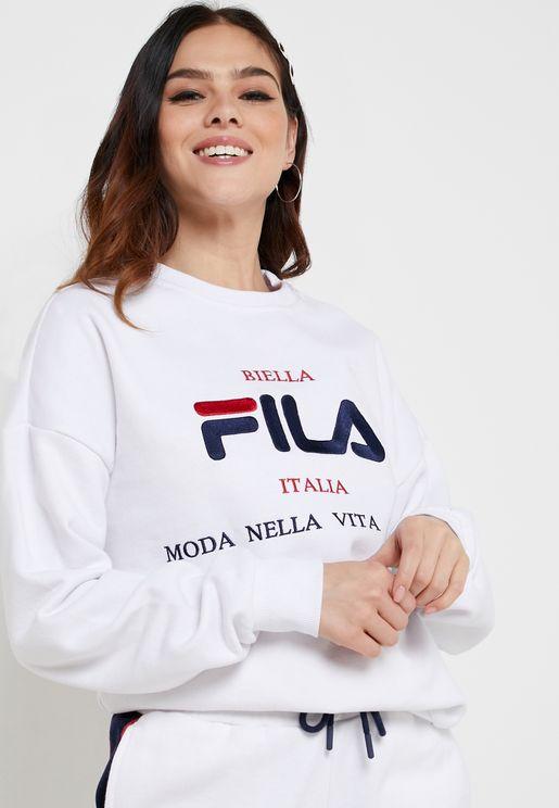 Kimi Athletic Sweatshirt