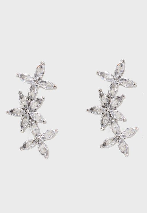 Sonchus Drop Earrings