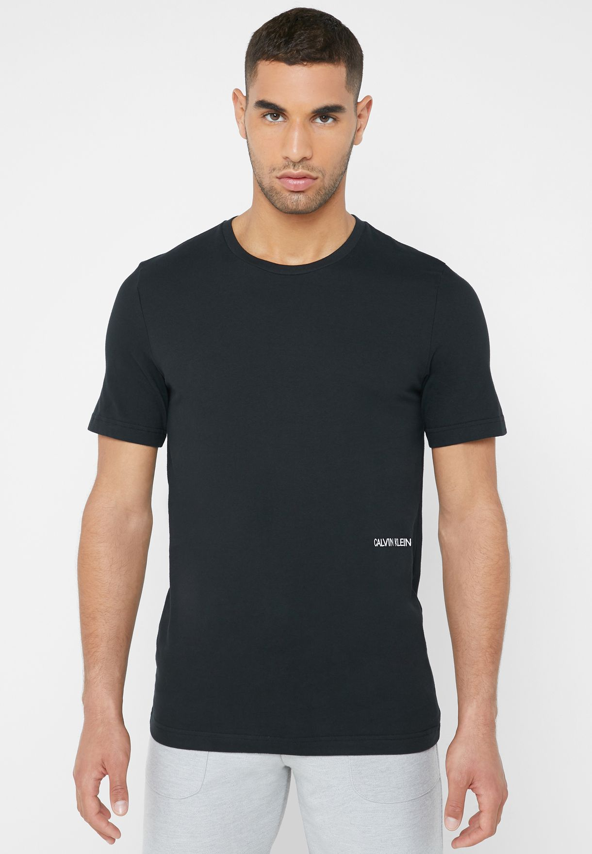 2 Pack Crew Neck T-Shirts