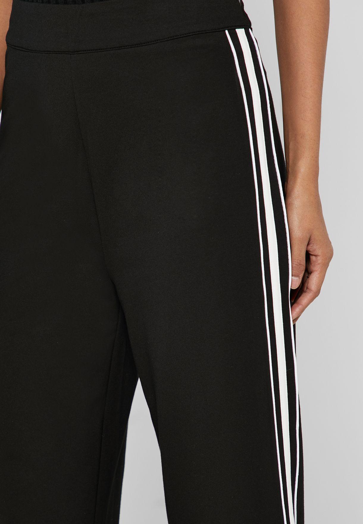 Side Paneled Pants
