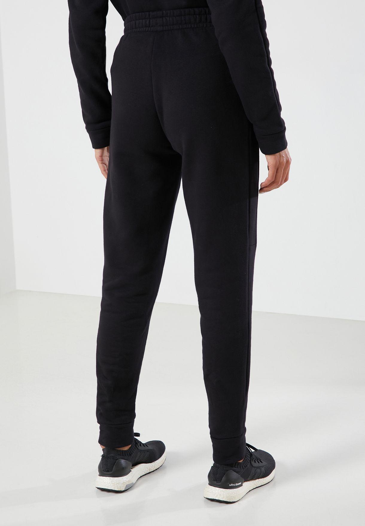 Logo Knit Sweatpants