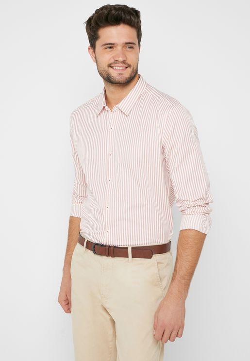 e3da03e302 Smart Stripe Shirt