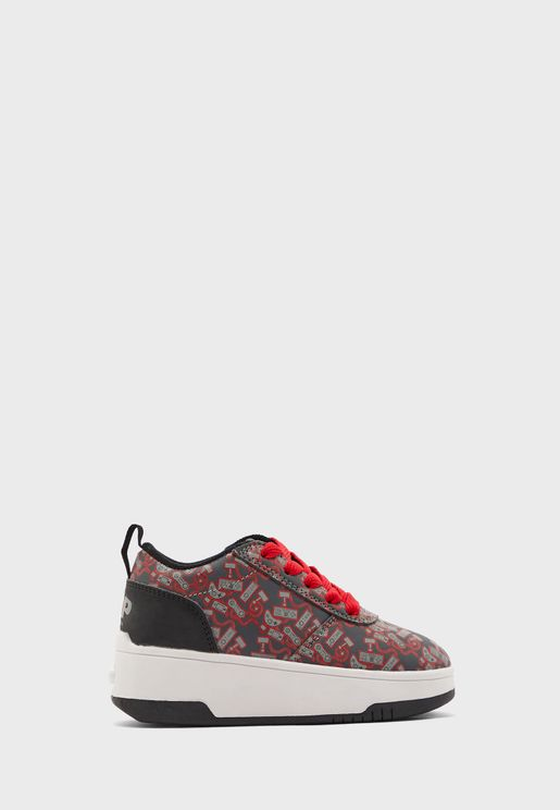 Youth Pop Dash Low Top Sneaker