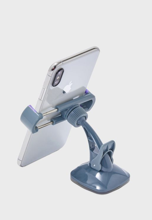 Grab - In Car Suction Mount - Purple