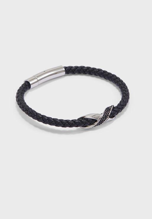 Infinity Braided Bracelet