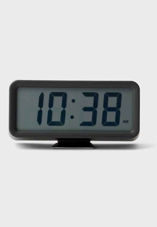 ساعة رقمية صغيرة