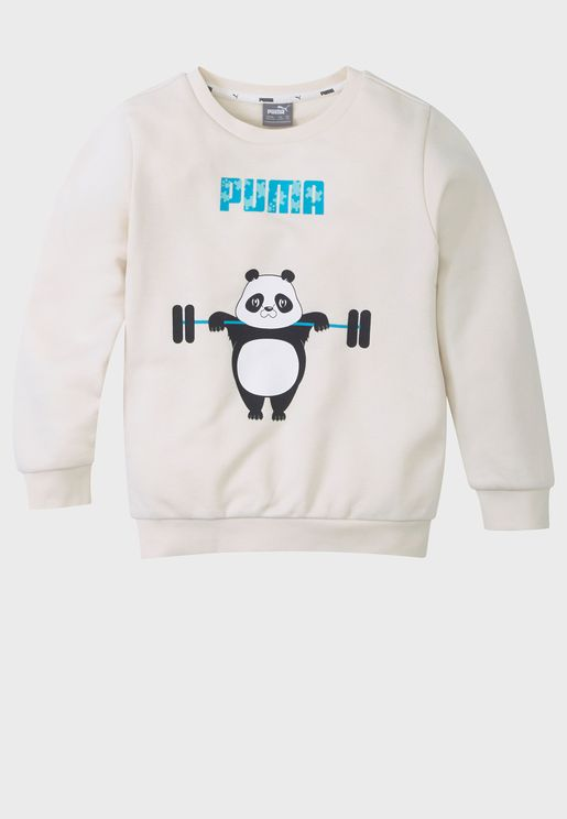 Youth Paw Sweatshirt