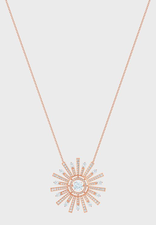 Sunshine Necklace With Pendent