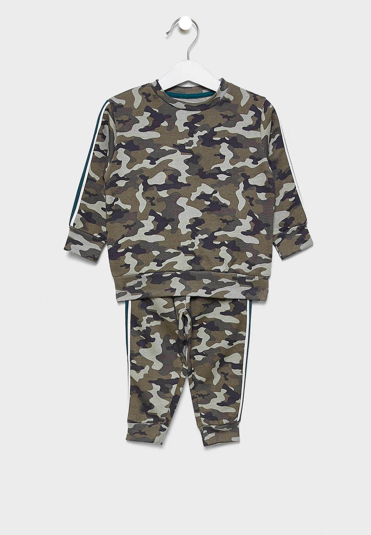 Little Camo Tracksuit