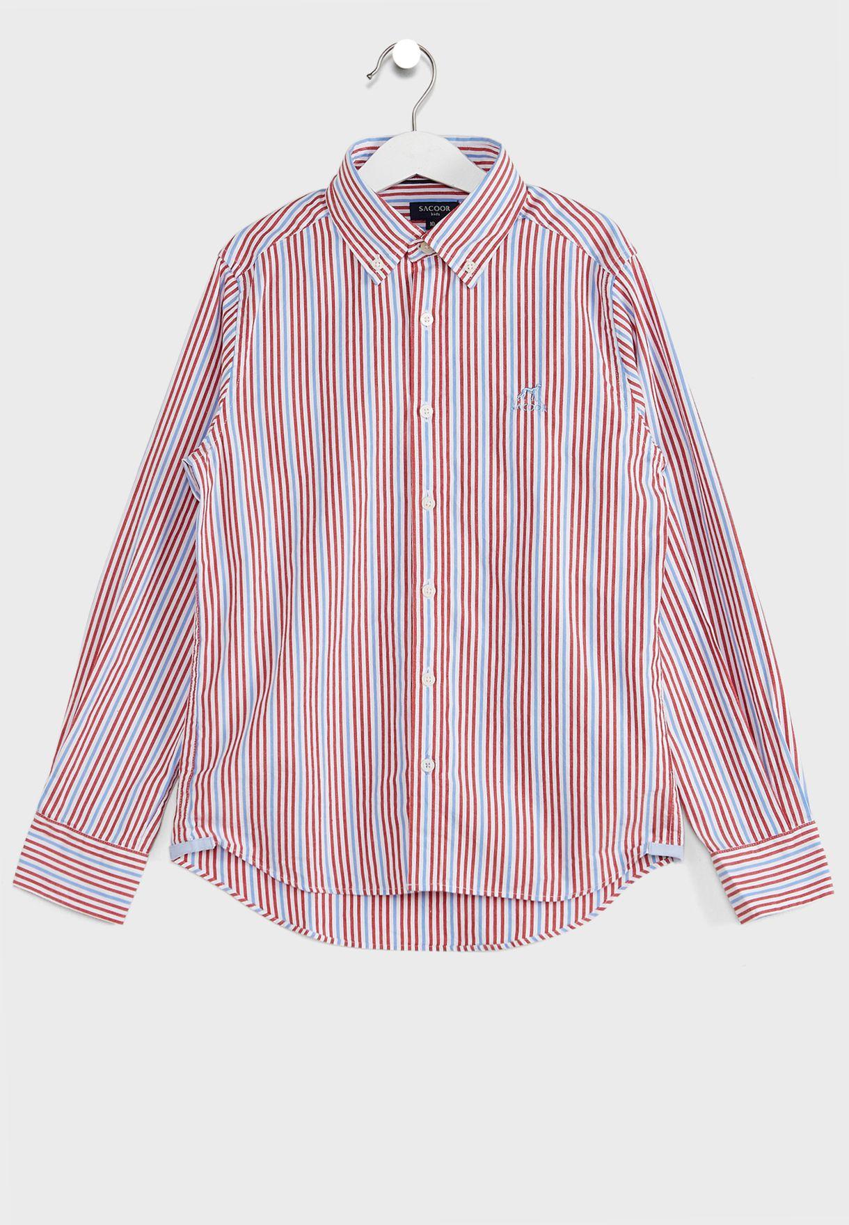 Kids Striped Shirt