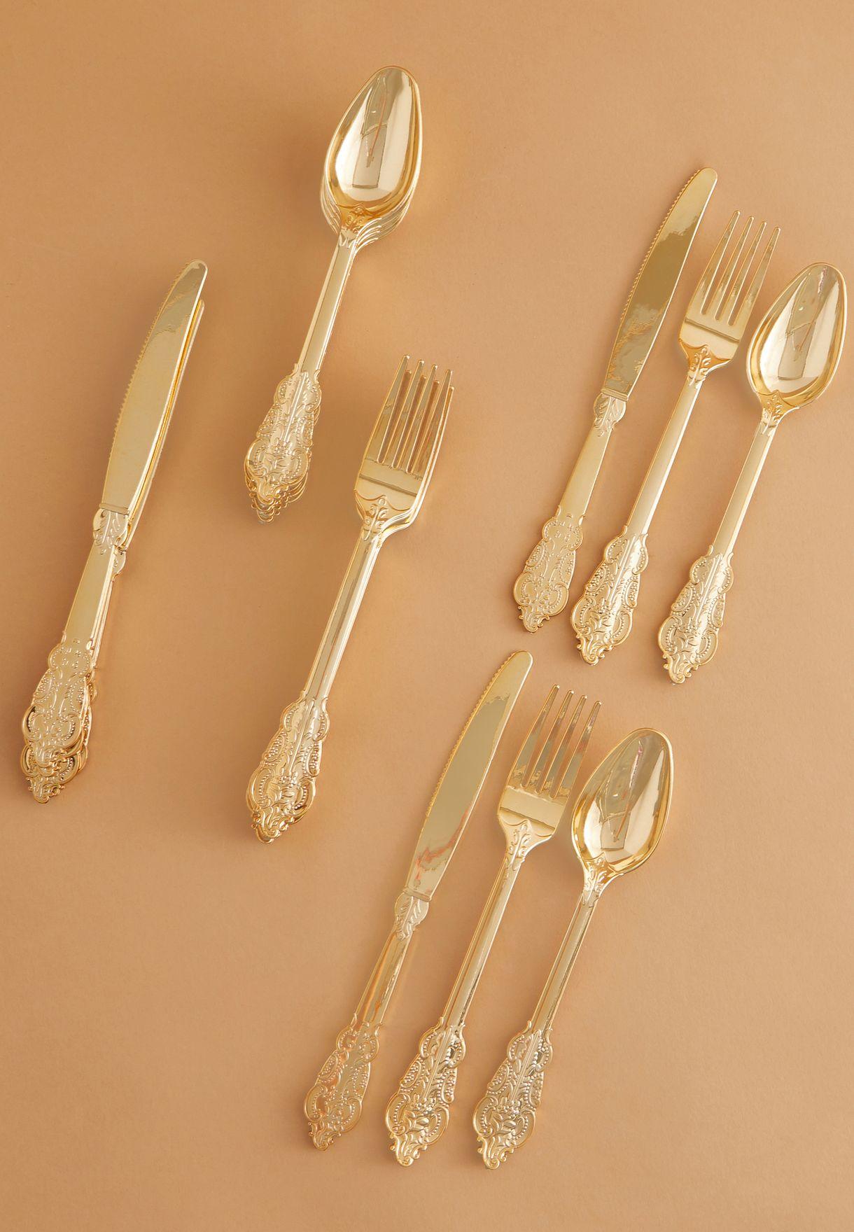طقم أدوات مائدة
