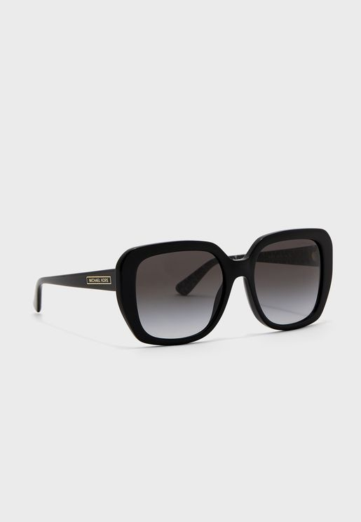 0Mk2140 Oversized Sunglasses