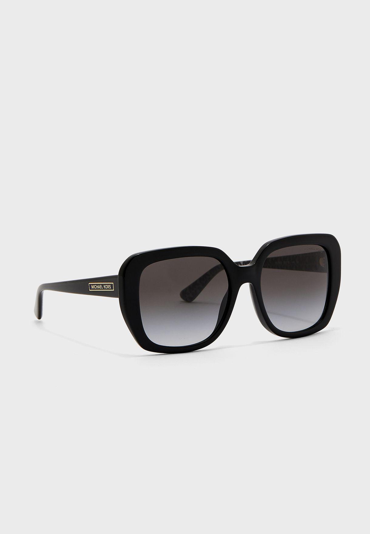 0Mk2140 Oversized Sunglasses