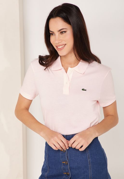 Regular Fit Logo Polo T-Shirt