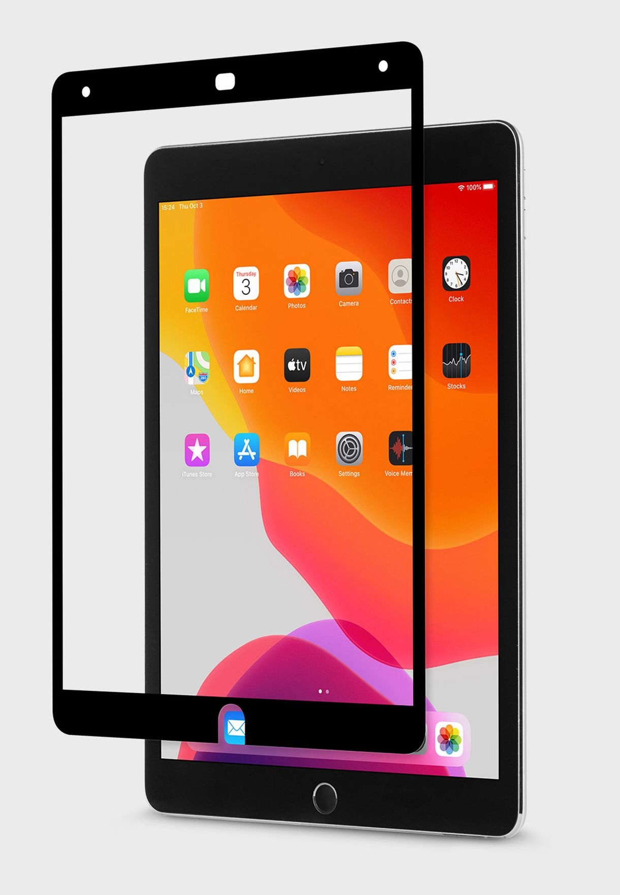 iVisor AG Screen Protector iPad (8th/7th)/iPad Air
