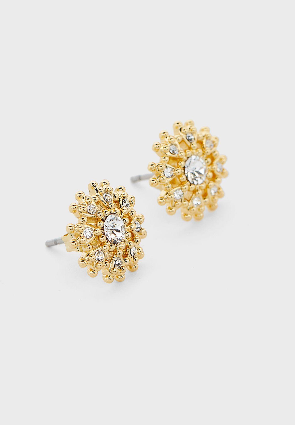 Leslea Love Blossom Stud Earrings