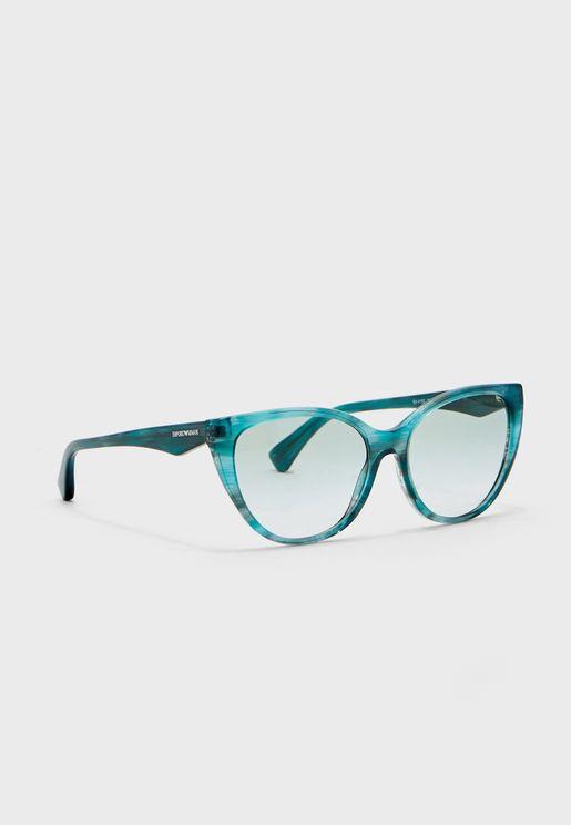 نظارة شمسية باذرع رفيعة 0Ea4162