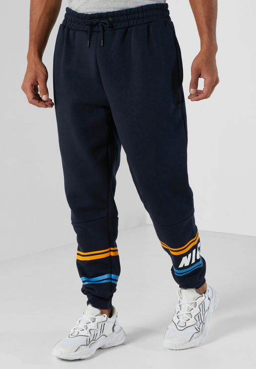 Border Sweatpants