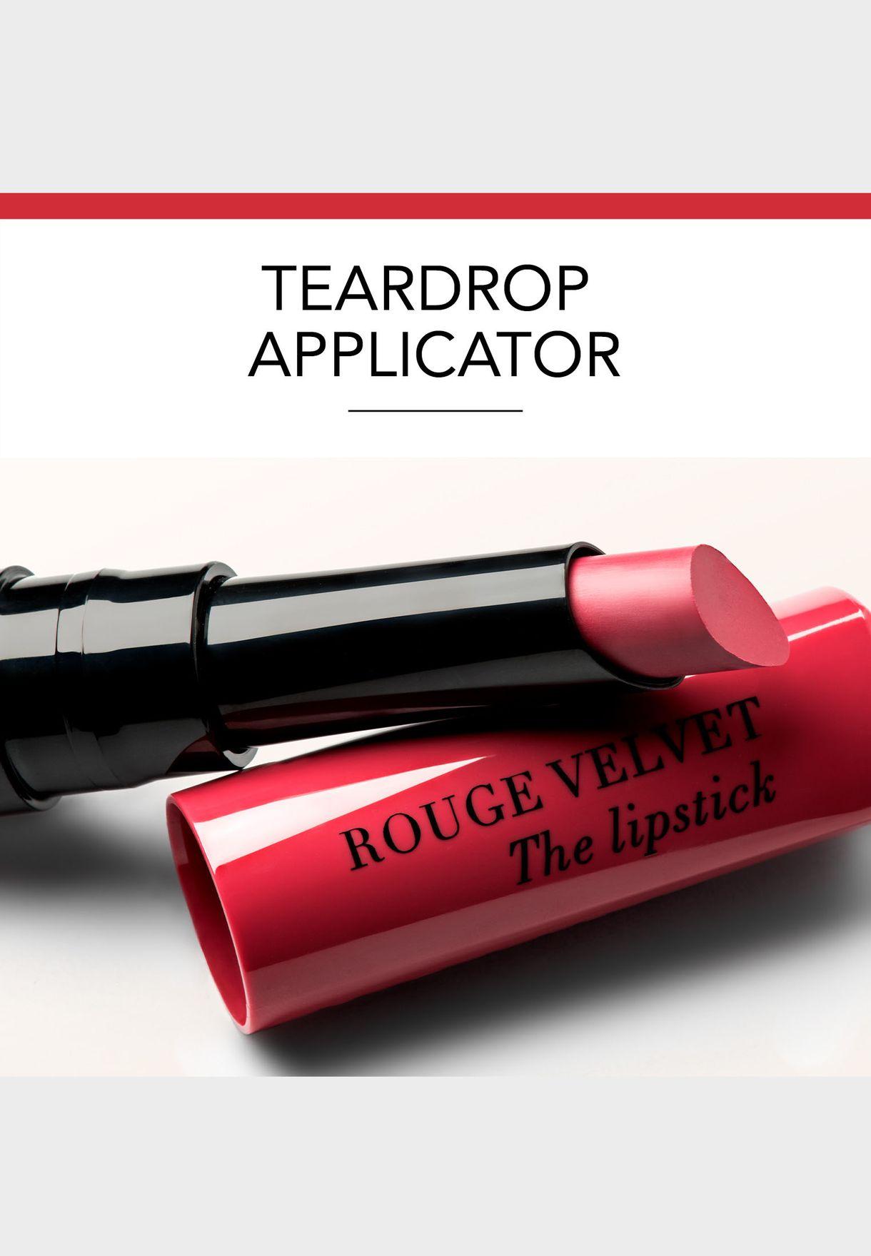 Rouge Velvet The Lipstick 02 Flaming Rose