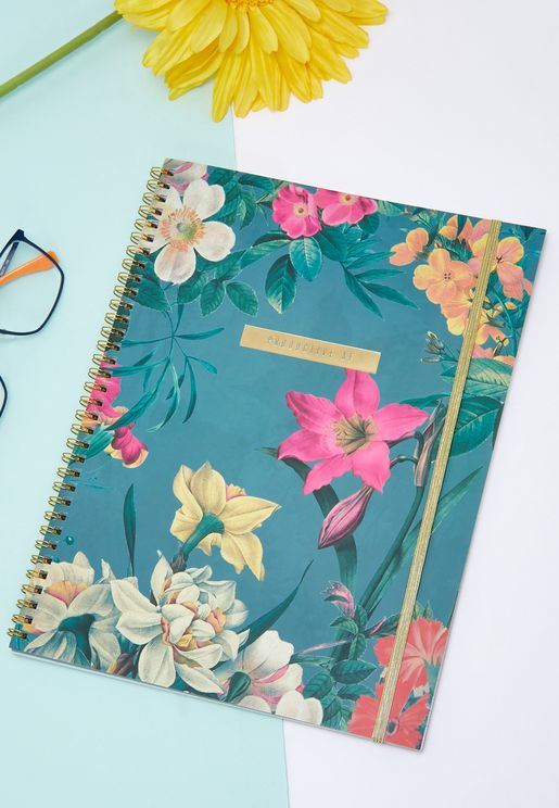 A4 Productive Notebook