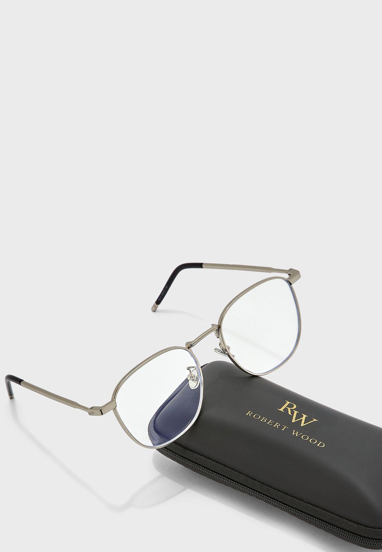 نظارة  دائرية