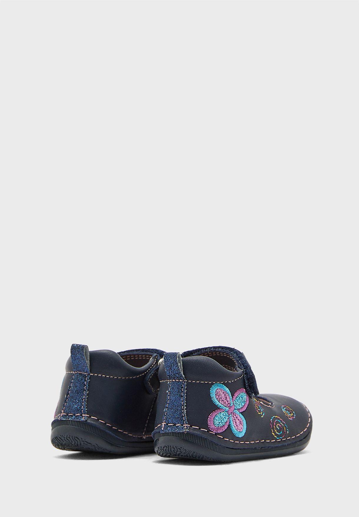 Infant Floral Slip on