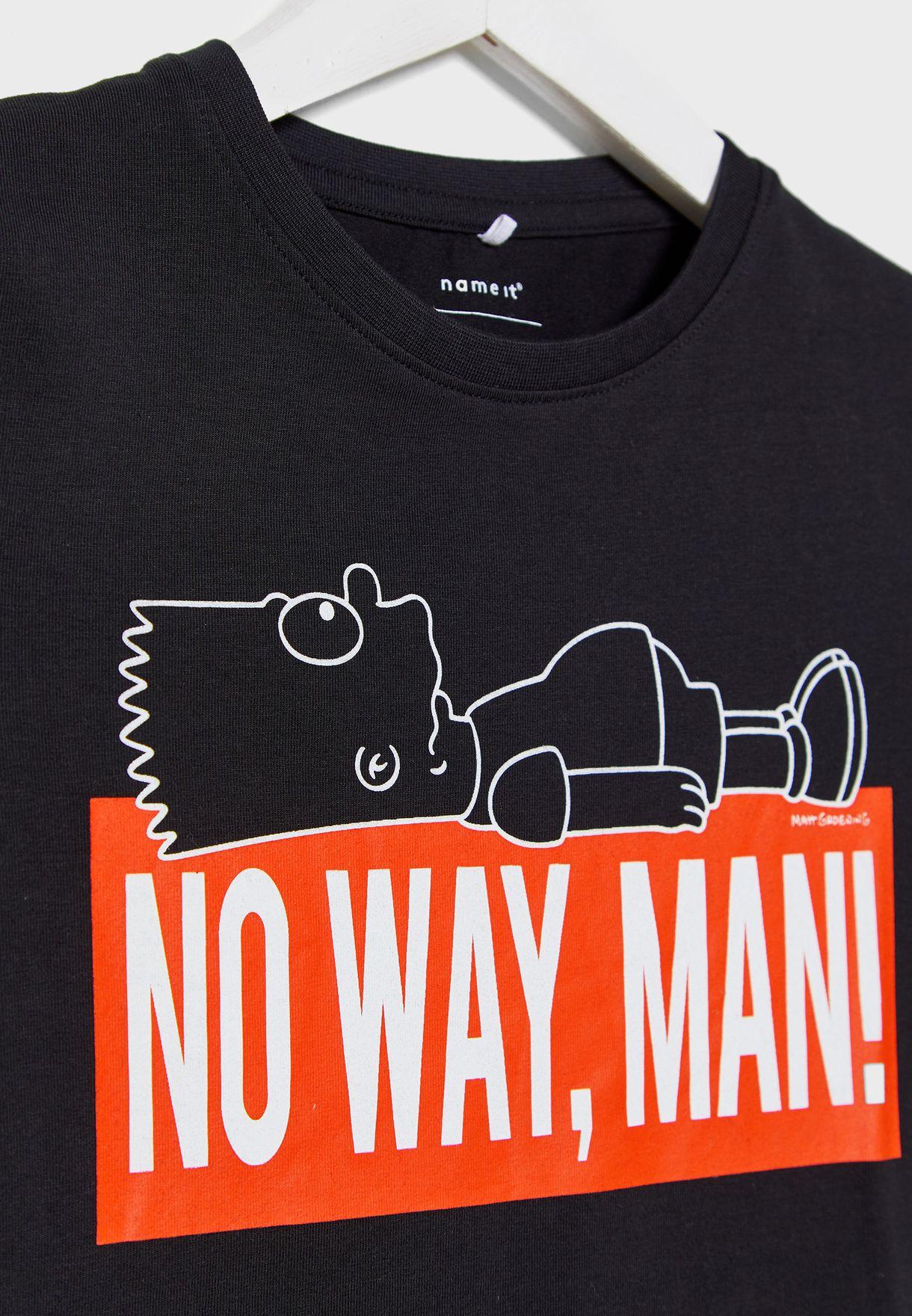 Kids Simpsons T-Shirt