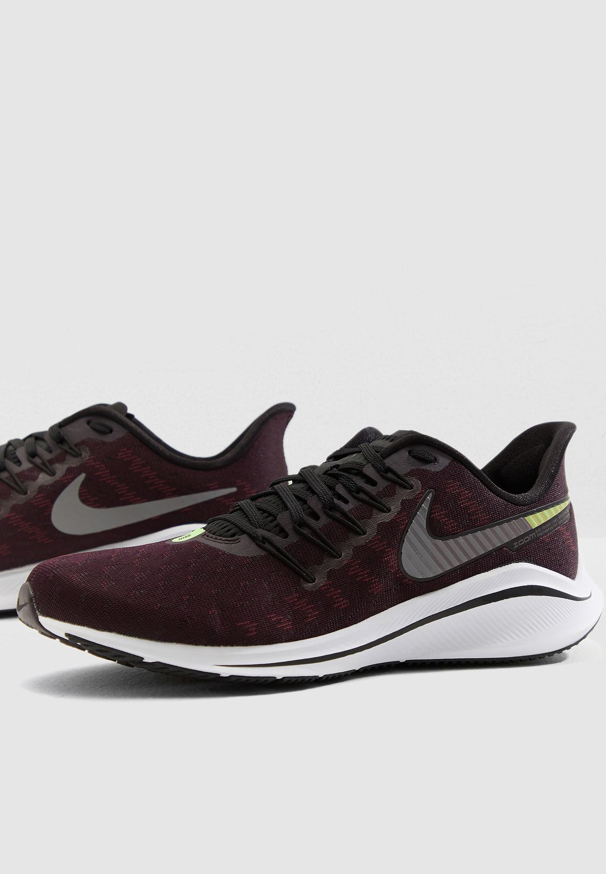 e76e2480210 Shop Nike purple Air Zoom Vomero 14 AH7857-600 for Men in UAE ...