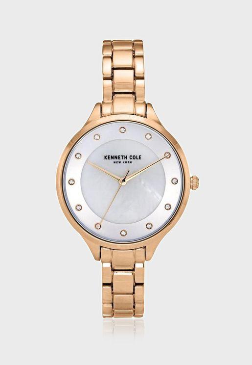 KC50940002 Analog Watch