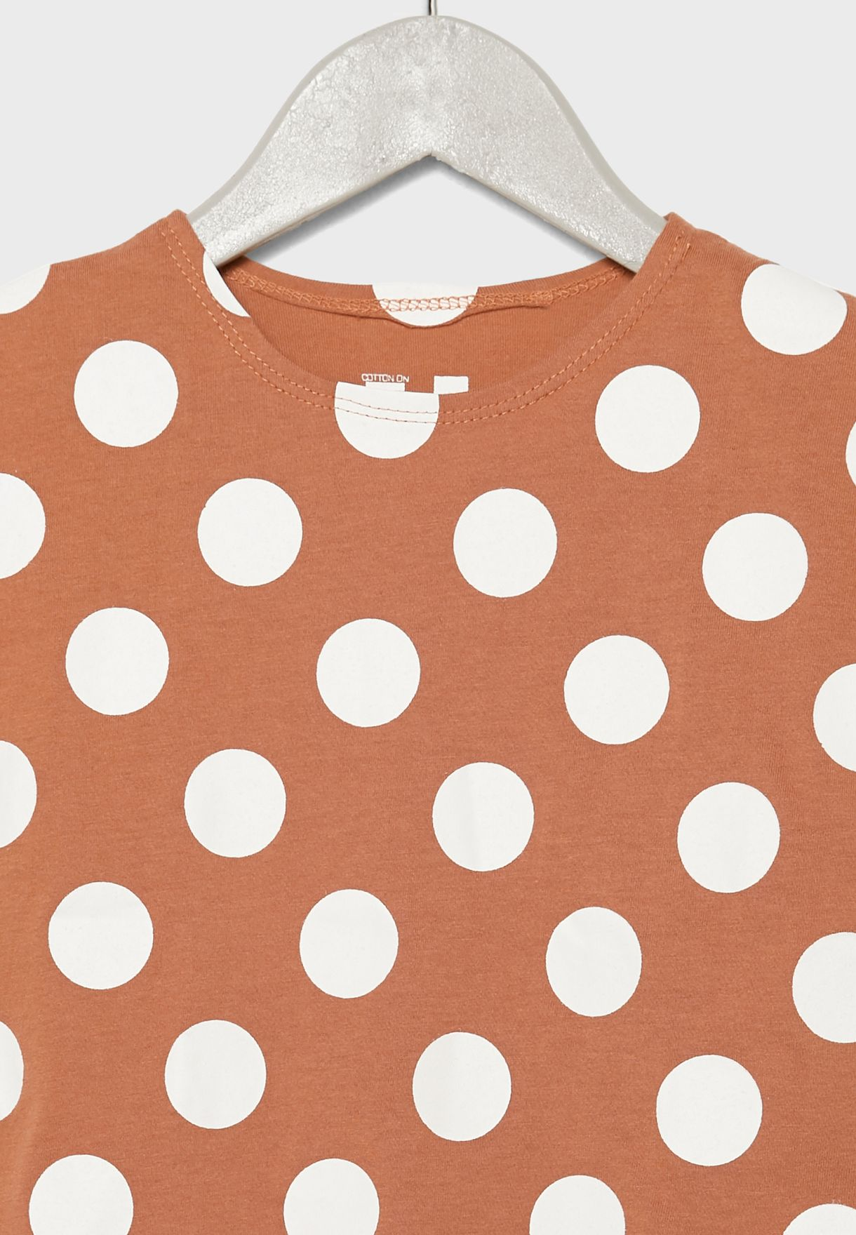 Kids Polka Dot T-Shirt